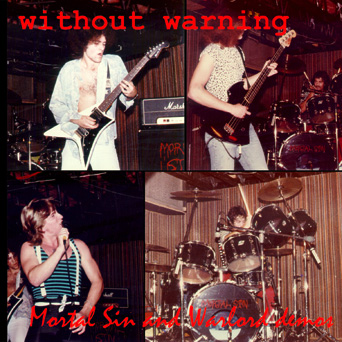 Without Warning - Mortal Sin and Warlord Demos