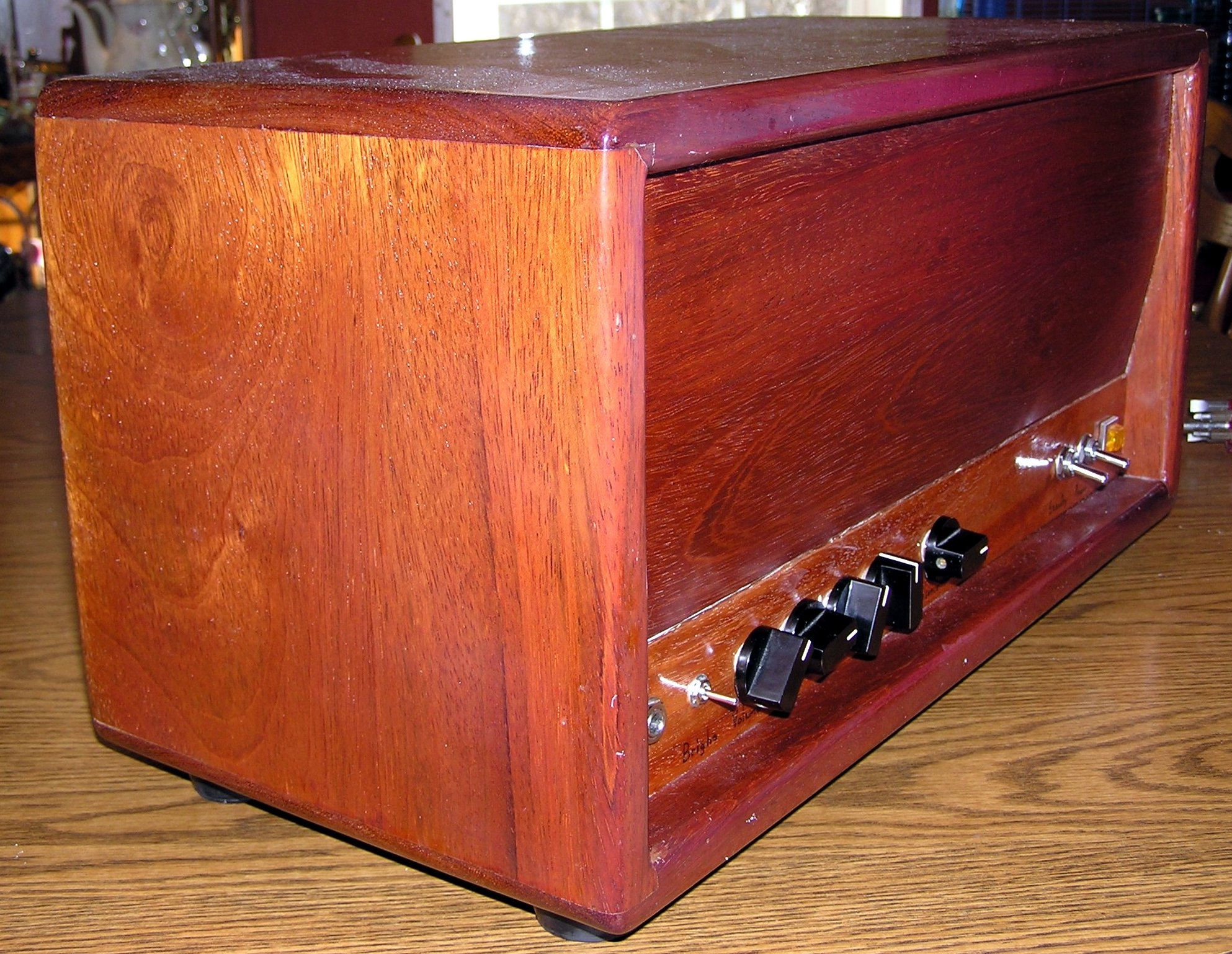 Trainwreck Express clone guitar amplifier